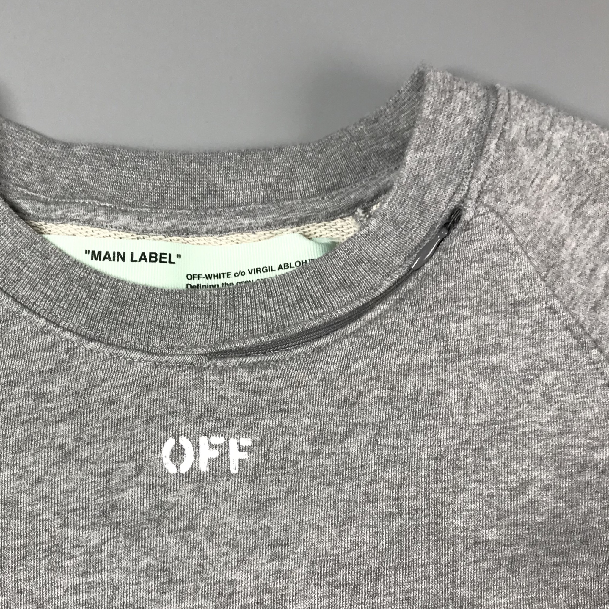 OFF-WHITE OWBA037 R18003017 0701